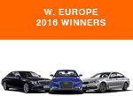 2016 Premium car market share gains western Europe