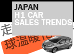 Japan H1 car sales trends 2017 hybrid country