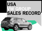 VW Group US sales record 2017