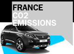France 2017 CO2 emissions passenger car sales