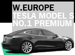 Tesla Model S outsells Mercedes S-Class in Europe