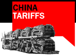 China Automotive Tariffs
