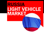 Russia Light Vehicle Sales May 2018