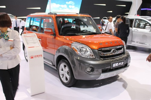 Haval Motor show Great Wall China