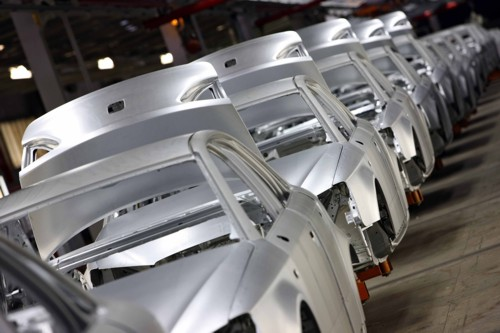 Spanish SEAT car production Exeo