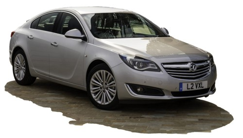 Vauxhall Insignia 2014MY facelift