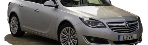Vauxhall Insignia facelift 2014MY