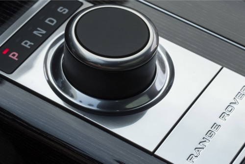 Range Rover automatic transmission