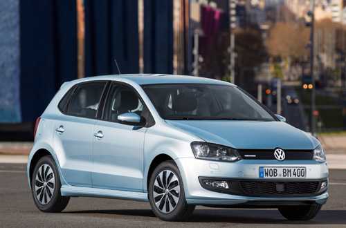 VW Polo 2014MY bluemotion