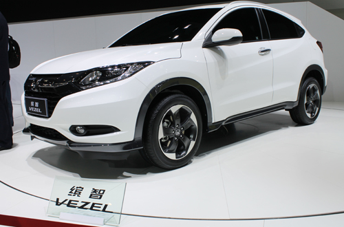 Japan Honda Vezel crossover
