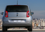 VW up now on sale in Brazil