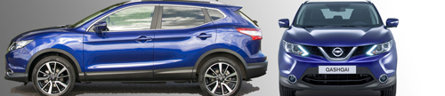 Nissan Qashqai 2014MY road and product evaluation