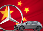Mercedes GLA China small