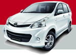 Toyota AVANZA Indonesia 2014 top selling car