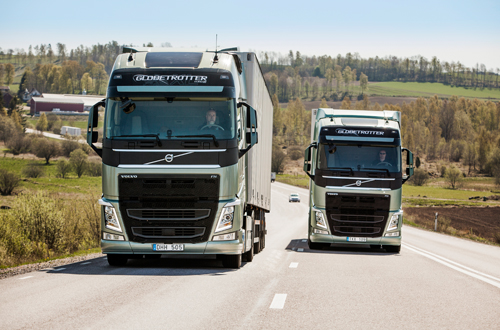 Volvo Truck I-Shift duel clutch Europe 2015