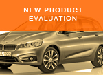 New product evaulation test - BMW 2-Series Active Tourer