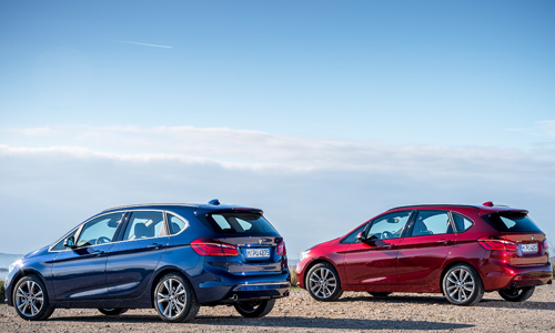 BMW 2-Series Active Tourer AID Newsletter New Product Evaluation