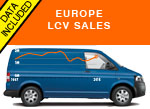 West European LCV Van registrations