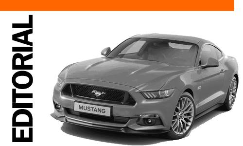 AID Newsletter 1616 Editorial Ford Mustang Europe