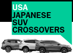 USA JAPANESE SUVs 2016 sales