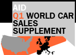 AID world car sales supplement report Q1 2017