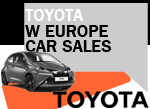 Toyota car sales share western europe